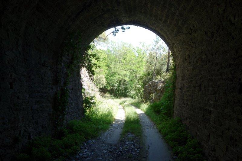 tunnel de la Blacherette