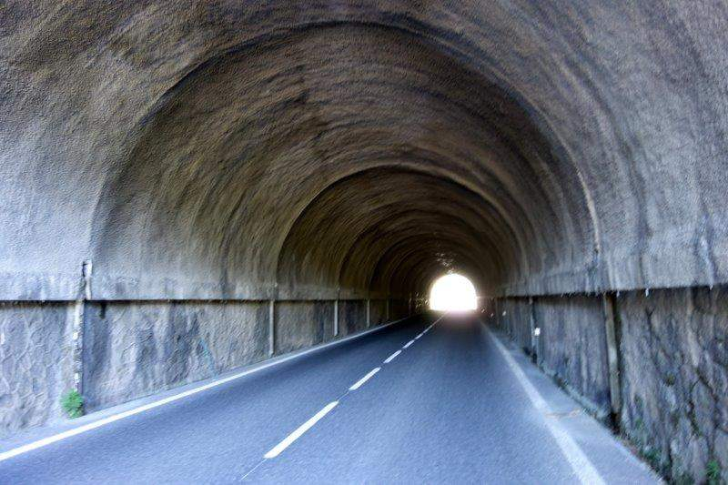 tunnel de Courgnac